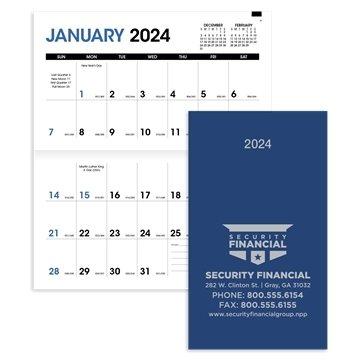 Promotional Monthly Pocket Planner - Triumph(R) Calendars