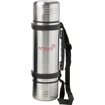 Promotional 34oz. Orion 3- in -1 Vacuum Insulated Bottle