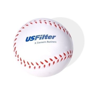 Promotional Baseball Stress Reliever