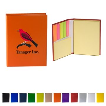 Promotional 3 Size Sticky Notes Book
