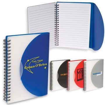 Promotional 5 X 7 Fold n Close Notebook