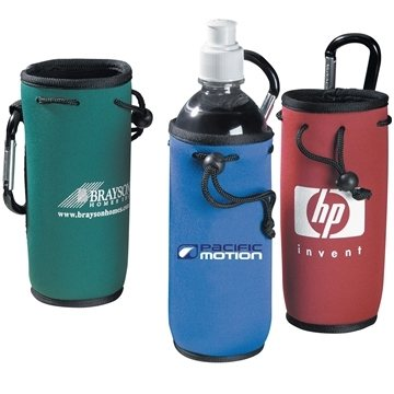 Promotional Harbor Tote w / Bottled Spring Water