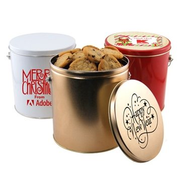 Promotional Bounty Tin - Choc. Chip Cookies