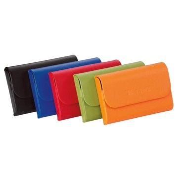 Promotional Colorplay Card Holder - 4 x 3