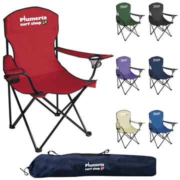 Promotional CaptainS Folding Chair