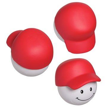 Promotional Baseball Mad Cap