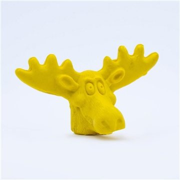 Promotional Pencil Top Stock Eraser - Moose