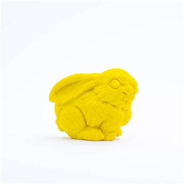 Promotional Pencil Top Stock Eraser - Bunny