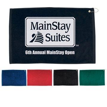 Promotional 16 x 25 Hemmed Color Towel