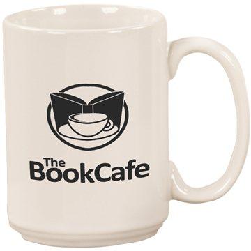 Promotional 15 oz Pinehurst Ceramic Mug