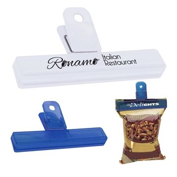 Promotional 6 Bag Clip