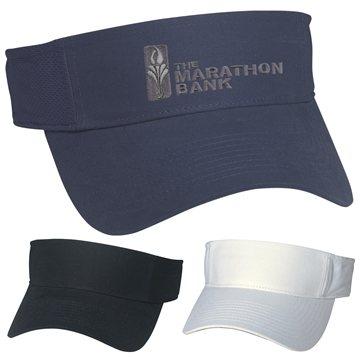 Promotional hit-dry-mesh-back-visor