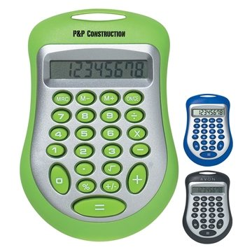 Promotional expo-calculator