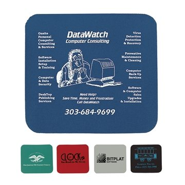 Promotional Non - Skid Computer Mouse Pad