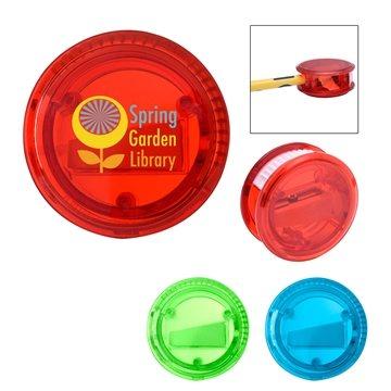 Promotional Plastic Pencil Sharpener