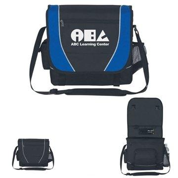 Promotional messenger-bag