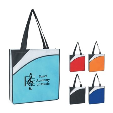 Promotional Non - Woven Conference Tote Bag