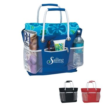 Promotional Rope - A - Tote Bag