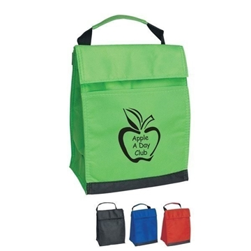 Promotional Non - Woven Insulated Lunch Bag