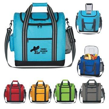 Promotional Flip Flap Insulated Kooler Bag