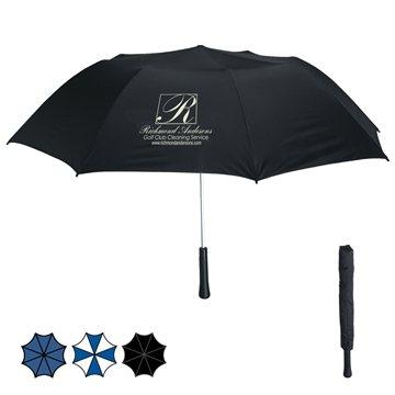 Promotional 56 Arc Giant Telescopic Folding Umbrella