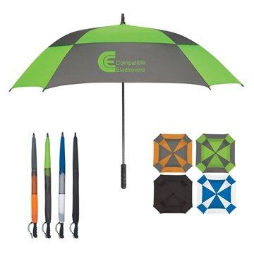 Promotional 60 Arc Square Umbrella
