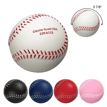 Promotional Baseball Shape Stress Reliever