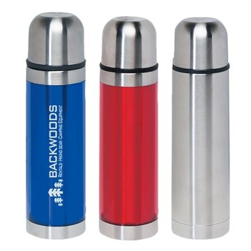 Promotional 16 oz Stainless Steel Thermos