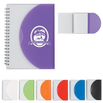 Promotional 5 X 7 Spiral Notebook