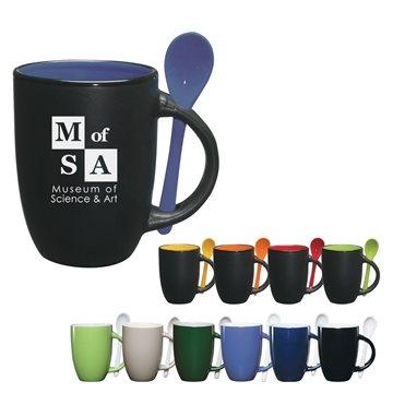 Promotional 12 oz The Spooner Mug