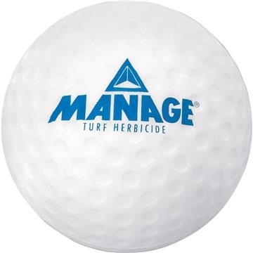 Promotional Golf Ball Stress Reliever