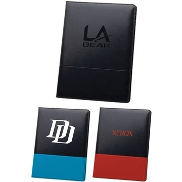 Promotional Leatherette Associate Portfolio
