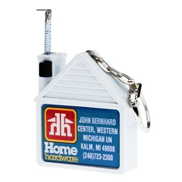 Promotional 6 House Tape Measure K / C