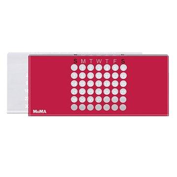 Promotional MoMA Acrylic Calendar