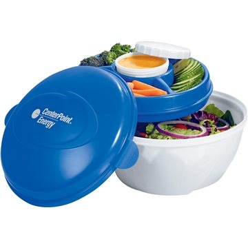 Promotional Cool Gear(R) Deluxe Salad Kit