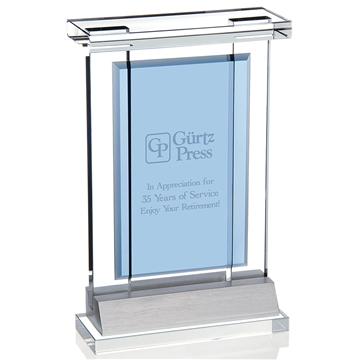 Promotional Indigo Achievement Award