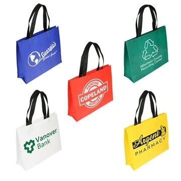 Promotional raindance-xl-waterproof-coated-tote-bag