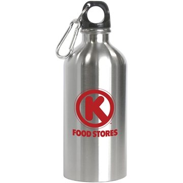 Promotional Novato - 16 oz Stainless Steel Sports Bottle