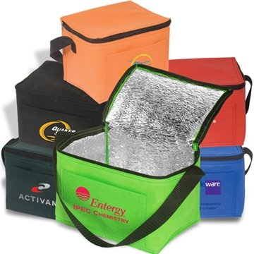 Promotional Insulated Lunch Bag - 80gsm