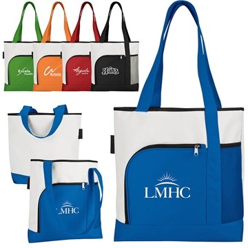 Promotional Color Bright Large Tote