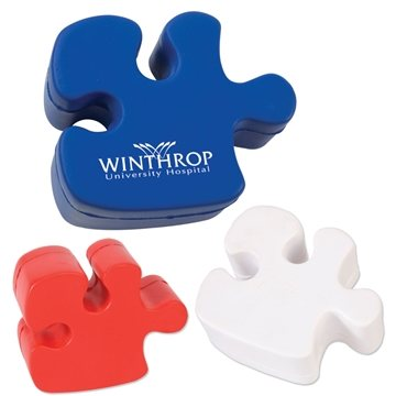 Promotional Puzzle Piece Stress Reliever