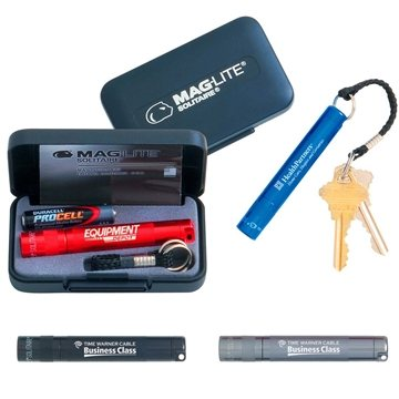 Promotional Mag - Lite Solitaire Flashlight