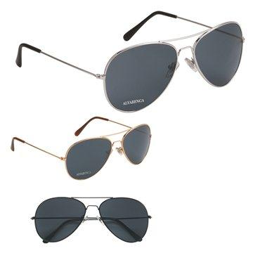 Promotional aviator-sunglasses