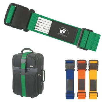 Promotional Luggage Strap / Bag Identifier
