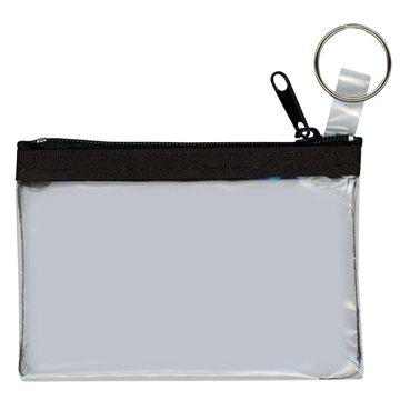 Promotional See - Thru Zip Pouch