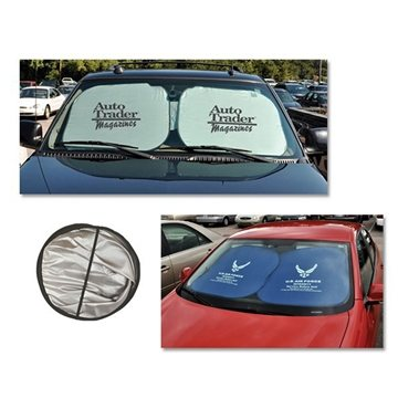 Promotional sun-shade-square