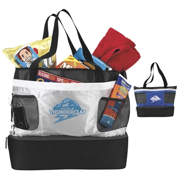 Promotional Double Decker Cooler Tote