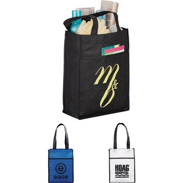 Promotional polypro-non-woven-gift-tote