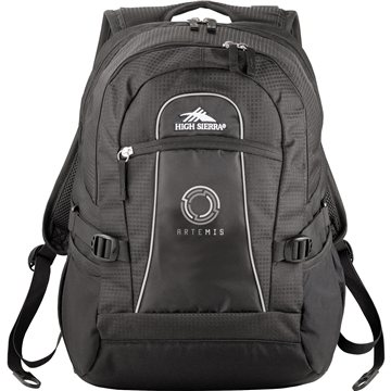 Promotional High Sierra Fly - By Level Compu - Backpack