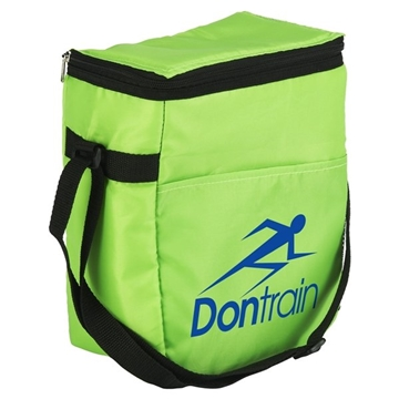Promotional Arctic Thrill 12- Pack Cooler Bag